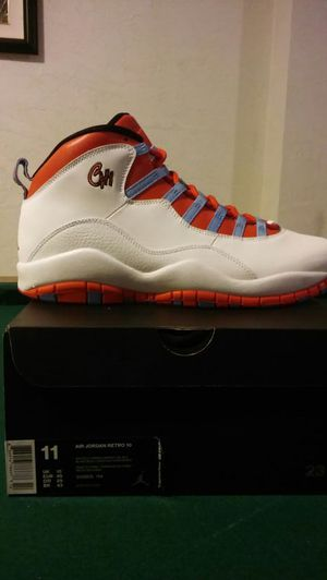 Jordan 10s Chicago brand new never worn for Sale in Pittsburgh, PA