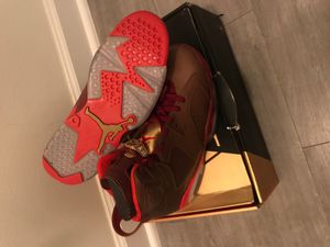 Air Jordan 6 cigars brand new size 10Us for Sale in Miami, FL