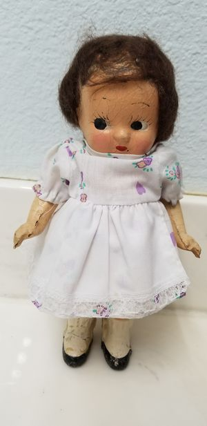Composition doll 1930 for Sale in Fort Myers, FL