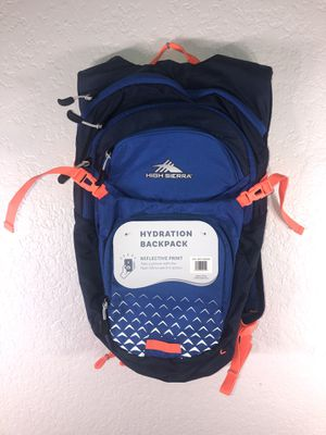 Water hydration backpack workout hiking 🥾 gear for Sale in Perris, CA