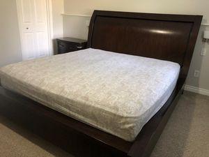 King bedroom set (Macy's) for sale. Great value! for Sale in Redmond, WA