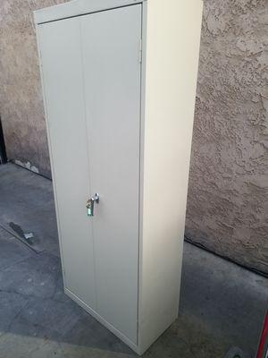 Heavy duty metal storage cabinet for Sale in Whittier, CA