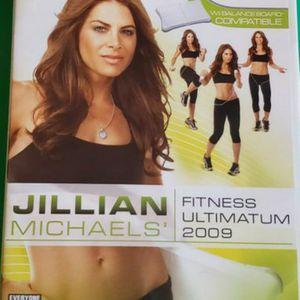 Nintendo Wii Jillian Michaels Fitness Ultimatum 2009 for Sale in Happy Valley, OR