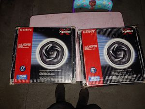 """Sony Xplod xs-L103P5B 10"""" Subs for Sale in Los Angeles, CA"""