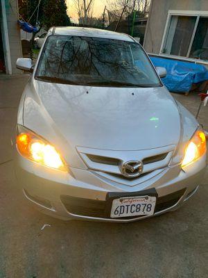 2008 Mazda 3 hatchback for Sale in San Jose, CA