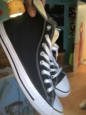 Black converse for Sale in Riverview, FL