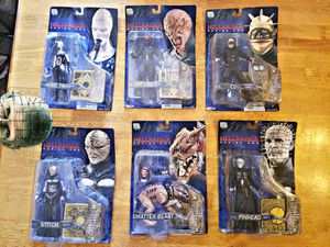 NECA Reel Toys Hellraiser Series One Collection for Sale in Brentwood, CA