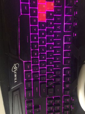 Gaming keyboards for Sale in Lynn, MA