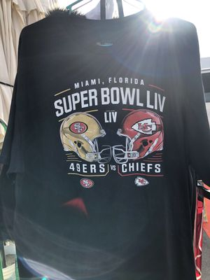 49ERS VS CHIEFS TSHIRT for Sale in San Jose, CA