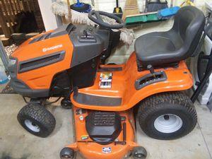 "Husqvarna yard tractor 24 horsepower 54"" deck for Sale in Easley, SC"