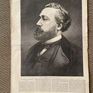 Harpers Weekly 1877 Edition for Sale in Middletown, CT