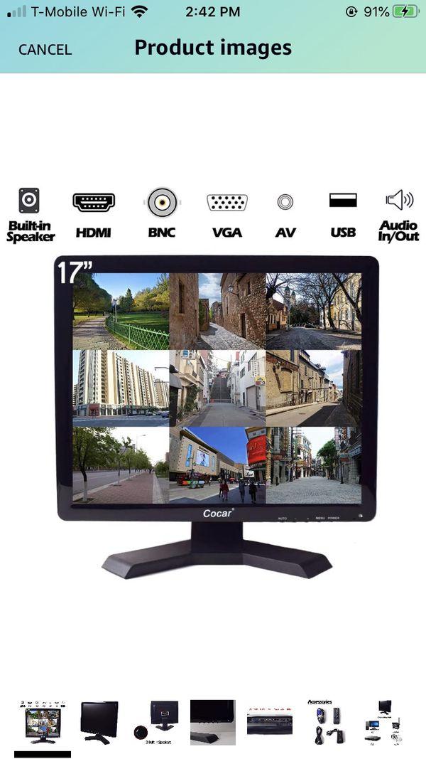 17inch CCTV