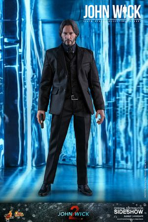 John Wick Sixth Scale 1/6 Collectible Figure Chapter 2 for Sale in Miami, FL