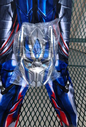 No Optimus prime Halloween costume size 4 to 6 for Sale in North Las Vegas, NV