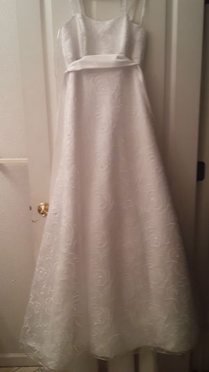 David's Bridal Wedding Dress for Sale in Tracy, CA