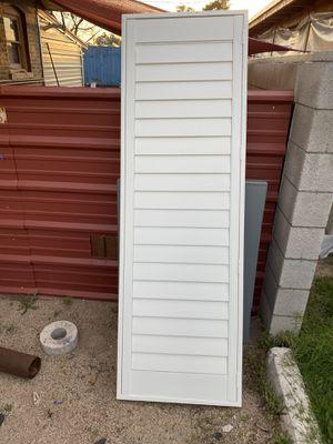 Shutter door for Sale in Phoenix, AZ