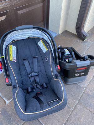 Grace travel system stroller and car seat for Sale in Miami, FL