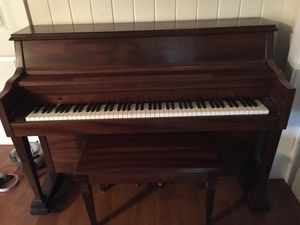 Currier Piano for Sale in Bartow, FL