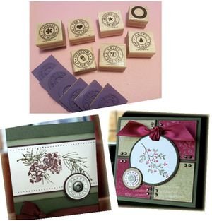 NEW Stampin Up 7PC Stamp Set for Sale in Elizabethton, TN