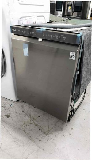 LG 24 in. Front Control Built-In Tall Tub Dishwasher for Sale in Stanton, CA