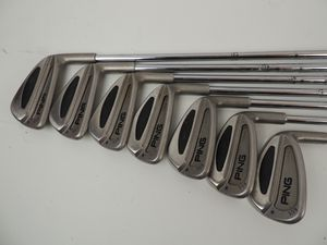 PING S59 Irons Set of 7 Clubs PW, 9, 8, 6, 5, 4, 3 for Sale in Modesto, CA