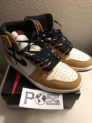"""Air Jordan Retro 1 """"Rookie of the year"""" size 10.5 for Sale in Bay Point, CA"""
