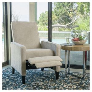Dalton Fabric Recliner Club Chair for Sale in Chapel Hill, NC