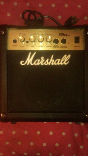 Marshall Guitar amp for Sale in St. Louis, MO