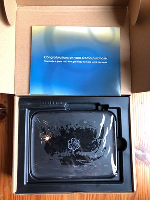 Ooma Telo Free Home Phone Service for Sale in Portland, OR