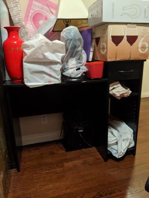 Free desk and chair for Sale in West Covina, CA