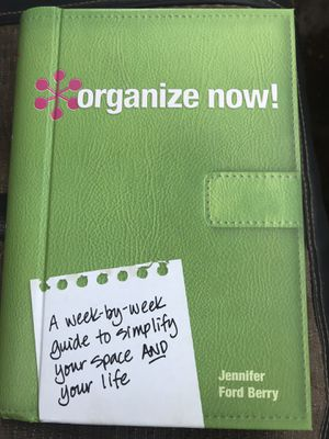 Organize Now by Jennifer Ford Berry for Sale in Clovis, CA