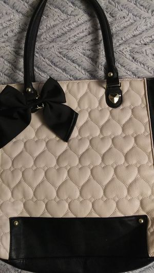 Betsey Johnson tote book bag for Sale in Denver, CO