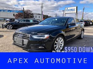 2013 Audi A4 for Sale in Waterbury, CT