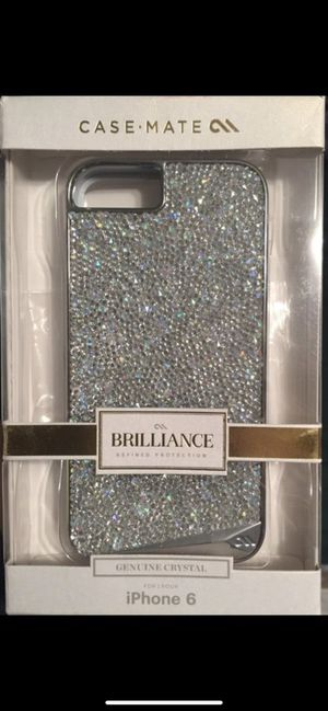 NEW IPhone 6 Crystal Case for Sale in Denver, CO