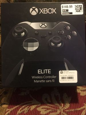 Xbox One Elite Controller for Sale in Chino, CA