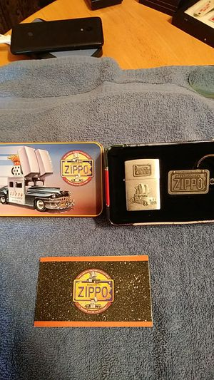 Limited edition Zippo lighter for Sale in OH, US