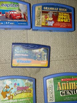 LeapPad Games for Sale in Woodway,  TX