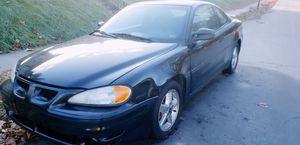 2002 Pontiac grand am gt for Sale in Saint Joseph, MO