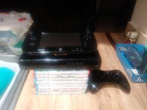 Nintendo wii u plus games for Sale in Miami, FL