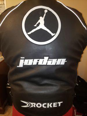 Joe Rocket Rare Jordan Motorcycle Jacket for Sale in Baltimore, MD