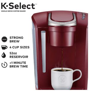 KEURIG SELECT RED EDITION for Sale in Pompano Beach, FL