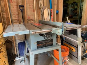 """Delta 10"""" table saw for Sale in Issaquah, WA"""