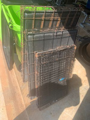 Dog crates for Sale in Garner, NC