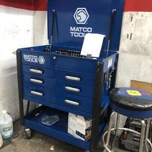 Matco Tool Box for Sale in Herndon, VA