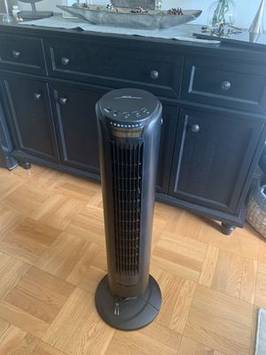 "Oscillating Tower Fan (3 speed & timer) 32"" for Sale in New York, NY"