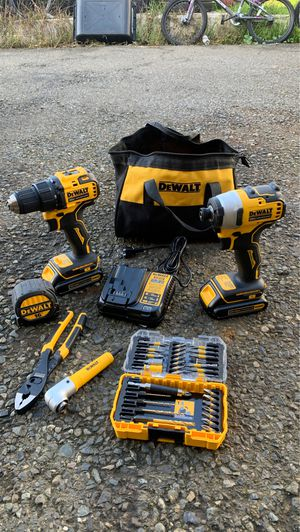 Dewalt drills for Sale in Joint Base Lewis-McChord, WA