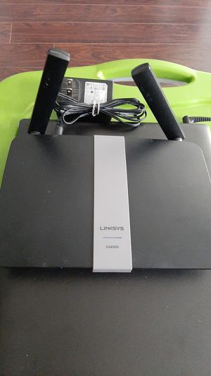 Linksys Dual Band router EA6350 for Sale in Chapin, SC