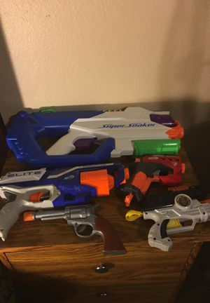 Nerf guns for Sale in Los Angeles, CA