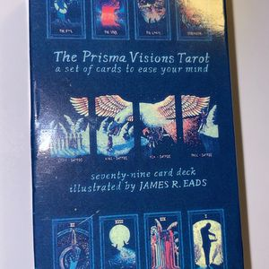 The Prisma Visions Tarot Deck - (not Authentic) for Sale in Commerce, CA