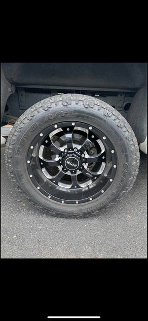20x10 sota wheels 8x6.5 for Sale in Stratford, CT